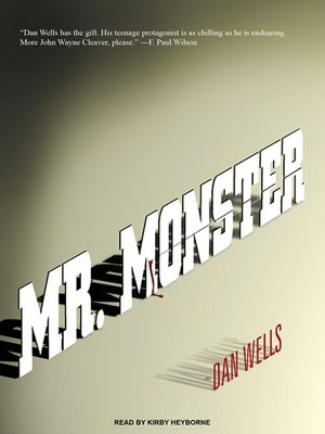 cover image of Mr. Monster