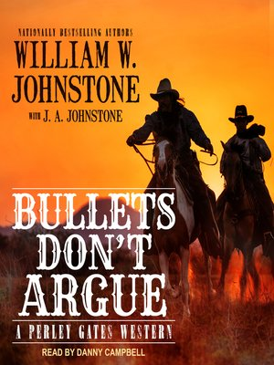cover image of Bullets Don't Argue