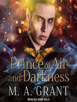 cover image of Prince of Air and Darkness