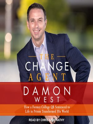 cover image of The Change Agent