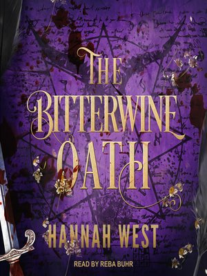 cover image of The Bitterwine Oath