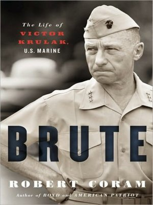 cover image of Brute