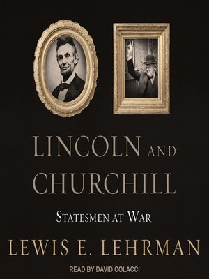 cover image of Lincoln and Churchill