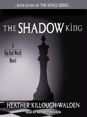 cover image of The Shadow King