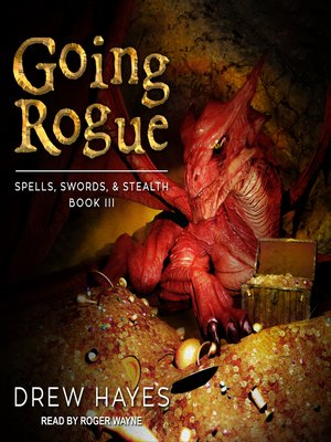 cover image of Going Rogue