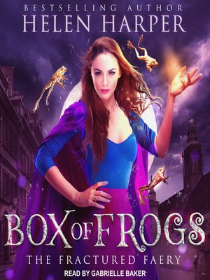 cover image of Box of Frogs