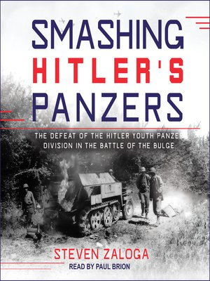 cover image of Smashing Hitler's Panzers