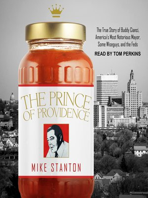 cover image of The Prince of Providence