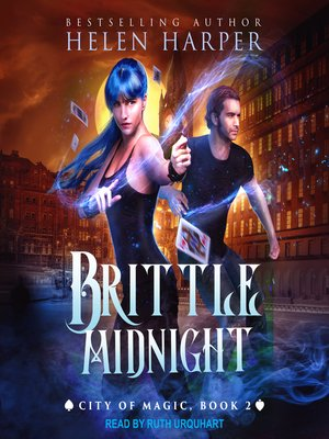 cover image of Brittle Midnight