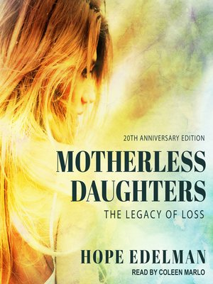 cover image of Motherless Daughters