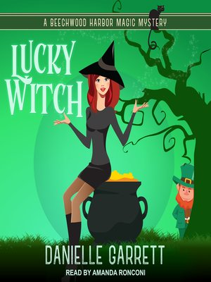 cover image of Lucky Witch
