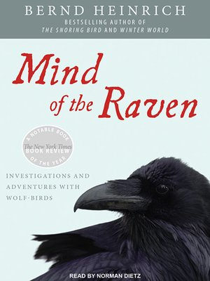 cover image of Mind of the Raven