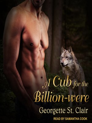 cover image of A Cub for the Billion-were