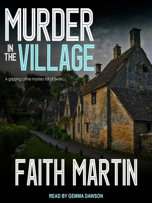 cover image of Murder in the Village