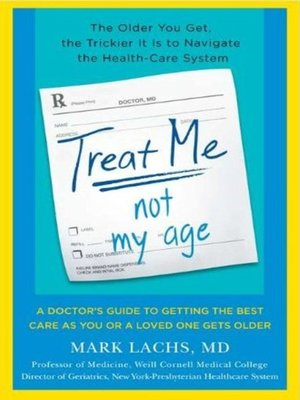 cover image of Treat Me, Not My Age