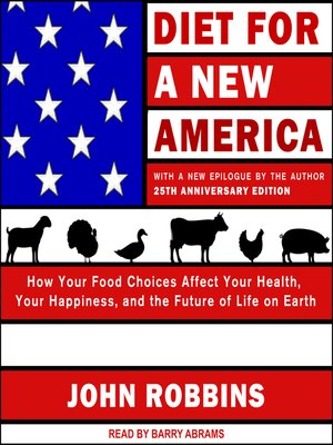 cover image of Diet for a New America