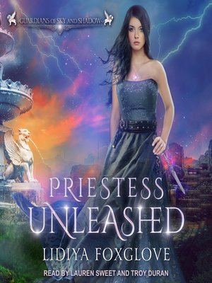 cover image of Priestess Unleashed