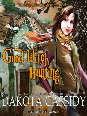 cover image of Good Witch Hunting