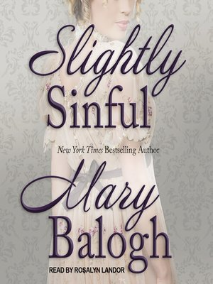 cover image of Slightly Sinful