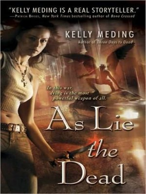 cover image of As Lie the Dead