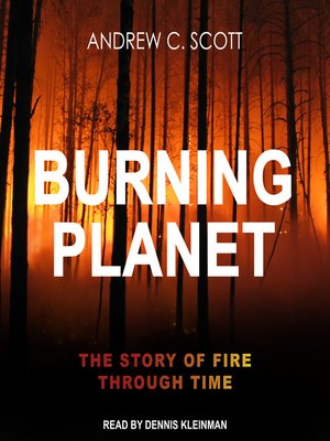 cover image of Burning Planet