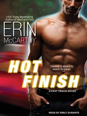 cover image of Hot Finish