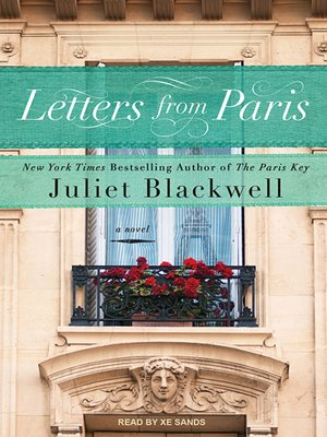 cover image of Letters From Paris