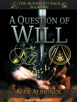 cover image of A Question of Will