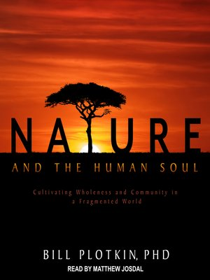 cover image of Nature and the Human Soul