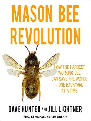 cover image of Mason Bee Revolution