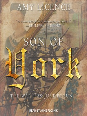 cover image of Son of York