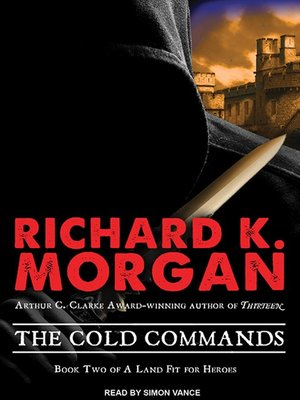 cover image of The Cold Commands