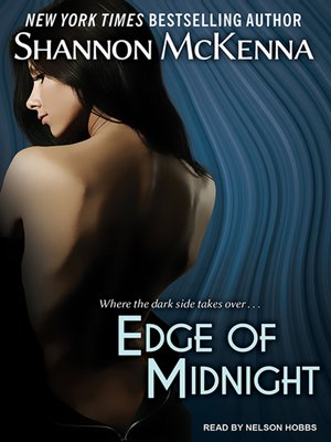 cover image of Edge Of Midnight