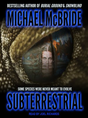 cover image of Subterrestrial
