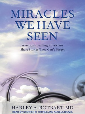 cover image of Miracles We Have Seen