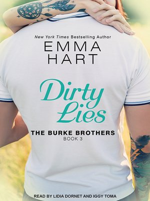 cover image of Dirty Lies