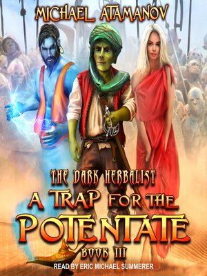 cover image of A Trap for the Potentate