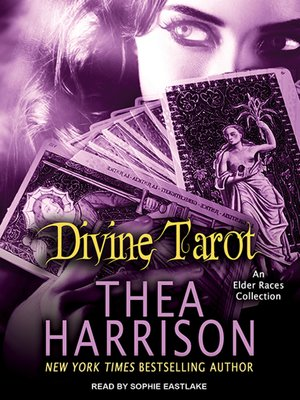 cover image of Divine Tarot--An Elder Races Collection