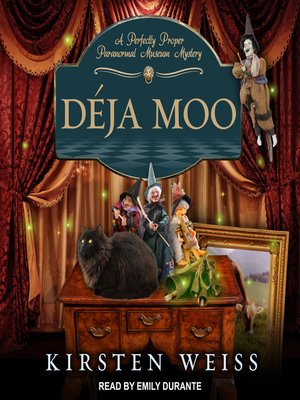 cover image of Déja Moo