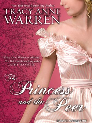 cover image of The Princess and the Peer