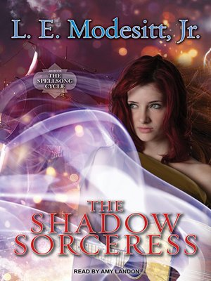 cover image of The Shadow Sorceress