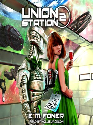 cover image of Alien Night on Union Station