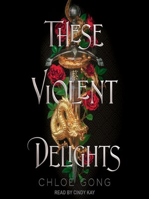 cover image of These Violent Delights Series, Book 1