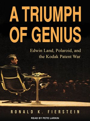 cover image of A Triumph of Genius