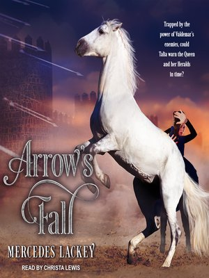 cover image of Arrow's Fall