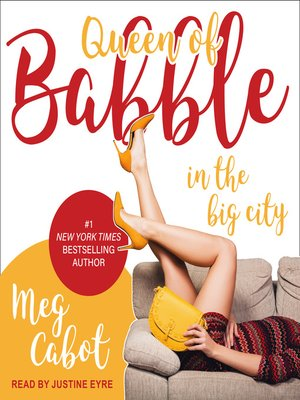 cover image of Queen of Babble in the Big City