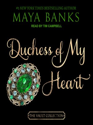 cover image of Duchess of My Heart