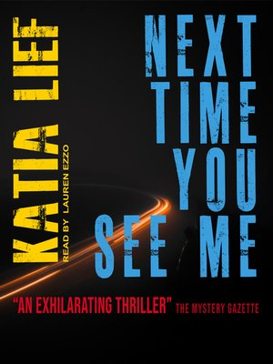 cover image of Next Time You See Me