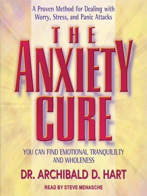 cover image of The Anxiety Cure