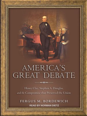 cover image of America's Great Debate